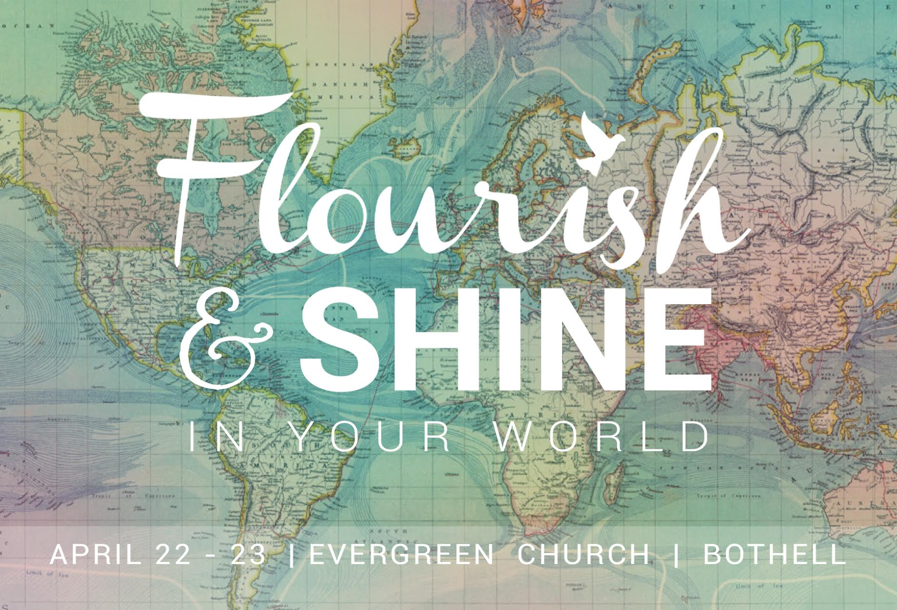 Brian Keynotes at Flourish & Shine 2016